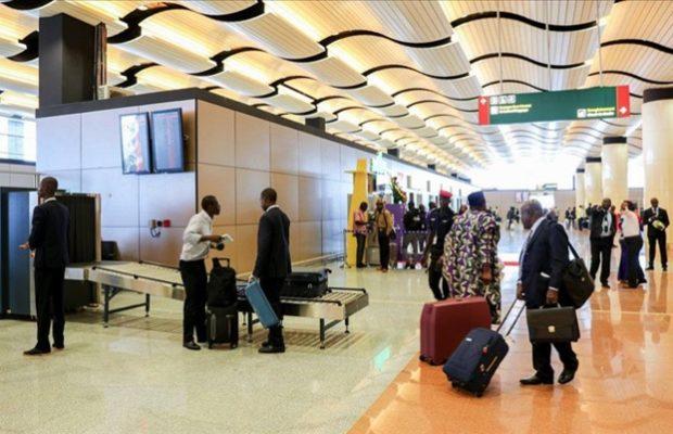 Aéroports du Sénégal : Une hausse de 93.624 passagers
