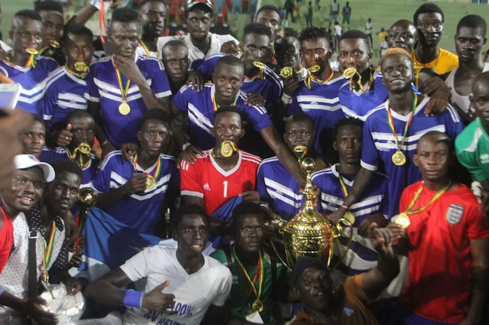 Finale phases nationales à Kolda : L'asc Réveil de Kaolack corrige Niafor de Sédhiou par quatre buts à deux