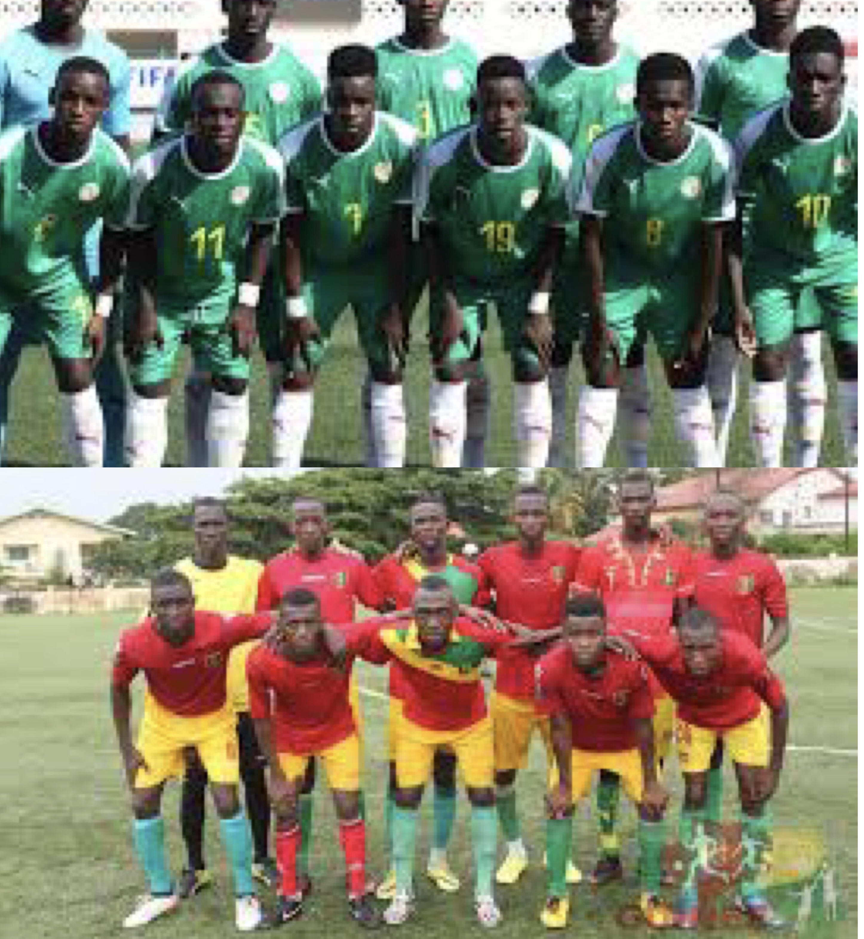 Tournoi U17 UFOA-A / Finale : Ce sera Sénégal-Guinée, mardi à 16h30 GMT