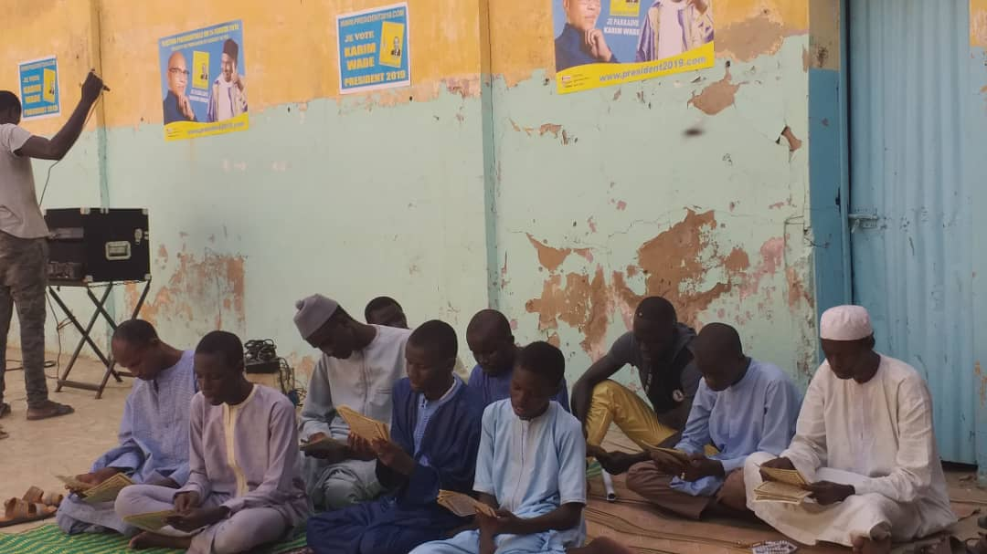 MBACKÉ : Le PDS organise une séance de récital de Coran