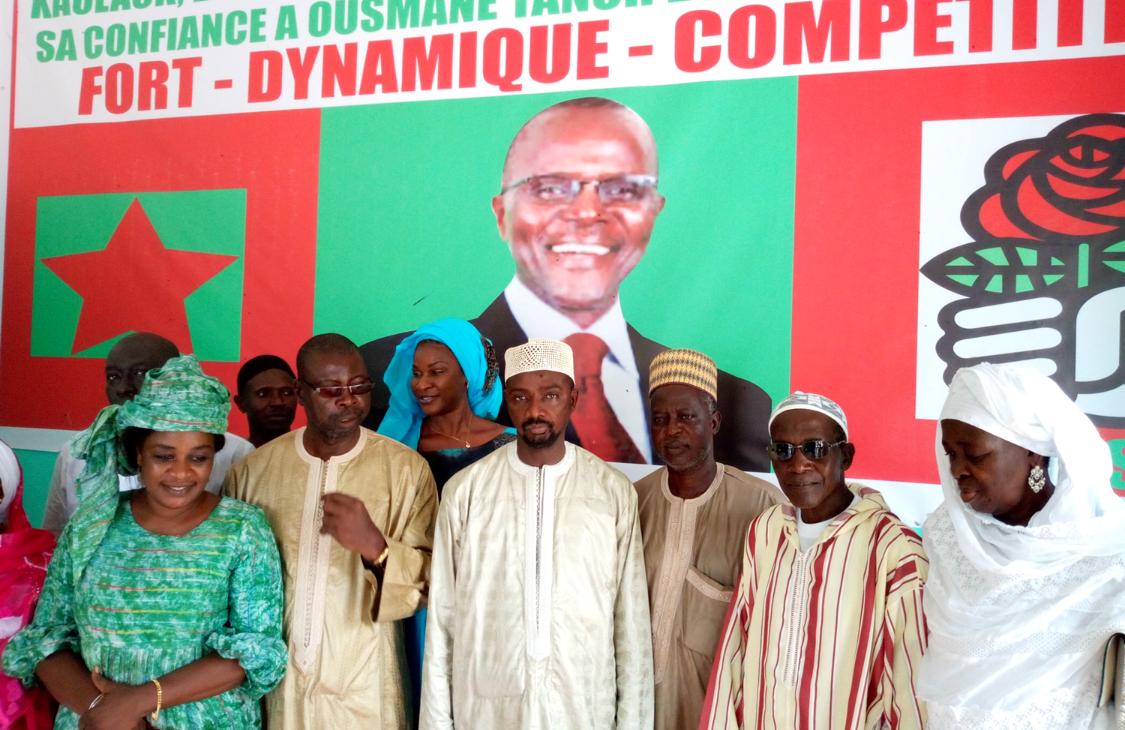 Kaolack commune : le PS dispose de 450 fiches de 10 pour manifester son ancrage dans Benno (Cheikh Tidiane Seck)