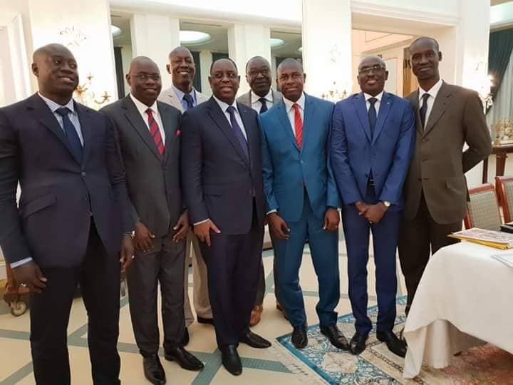 POUR CONTRER L'OPPOSITION - Doomi-Rewmi en tournée d'explication auprès des chancelleries et autres corps  diplomatiques