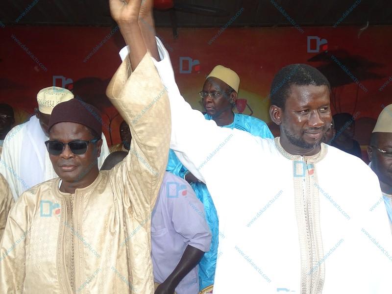 MBACKÉ / Les images du meeting des maires organisé par Abdou Lahad Kâ pour le Président Macky Sall