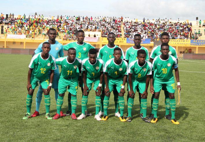 Vainqueur (4-0) de la Guinée : Le Sénégal remporte la finale du Tournoi U17 UFOA-A