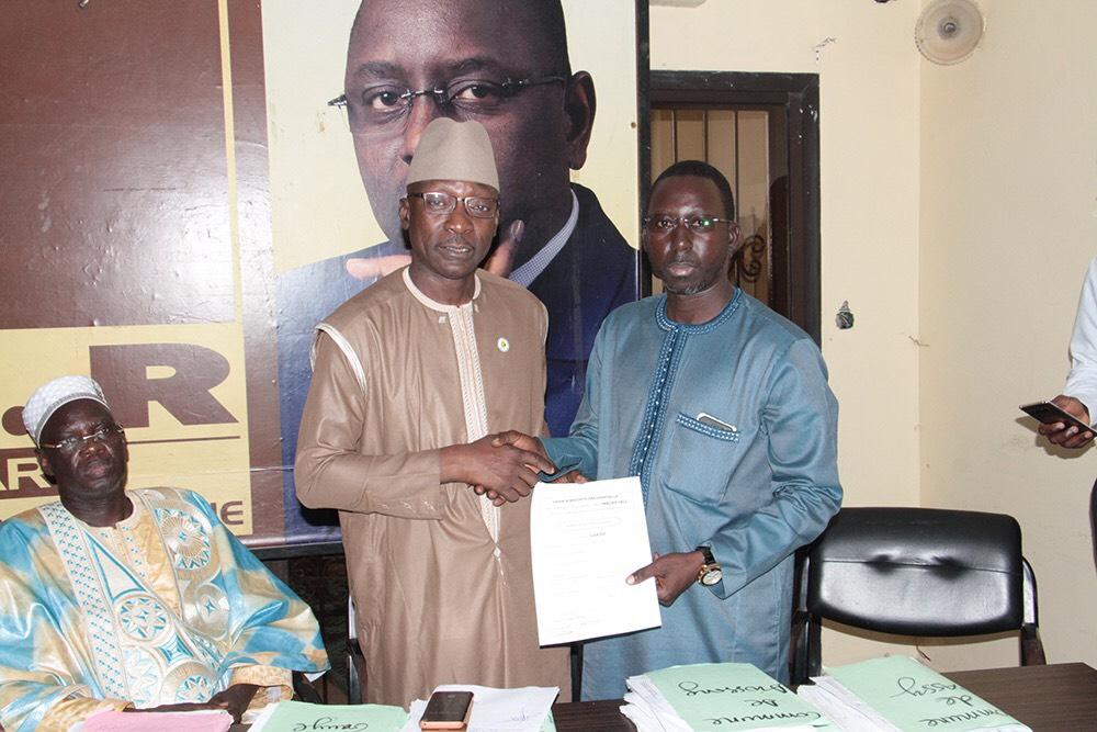 Parrainage : Mora Cissé débute avec 1100 signatures en une semaine à Grand-Yoff.