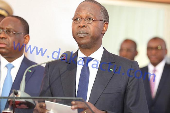 Réponse du Consultant bancaire Mohamed Dia au Premier Ministre du Sénégal, Mouhammad Dionne