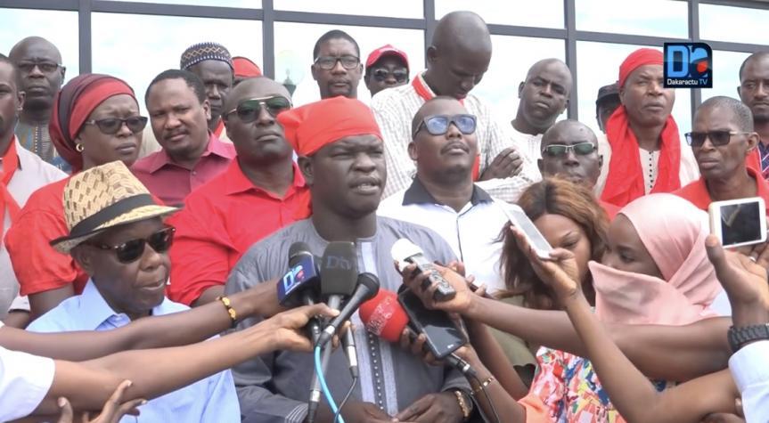 Assemblée Générale : les travailleurs de l'APS reconduisent le mot d'ordre de grève de 48 heures renouvelable.