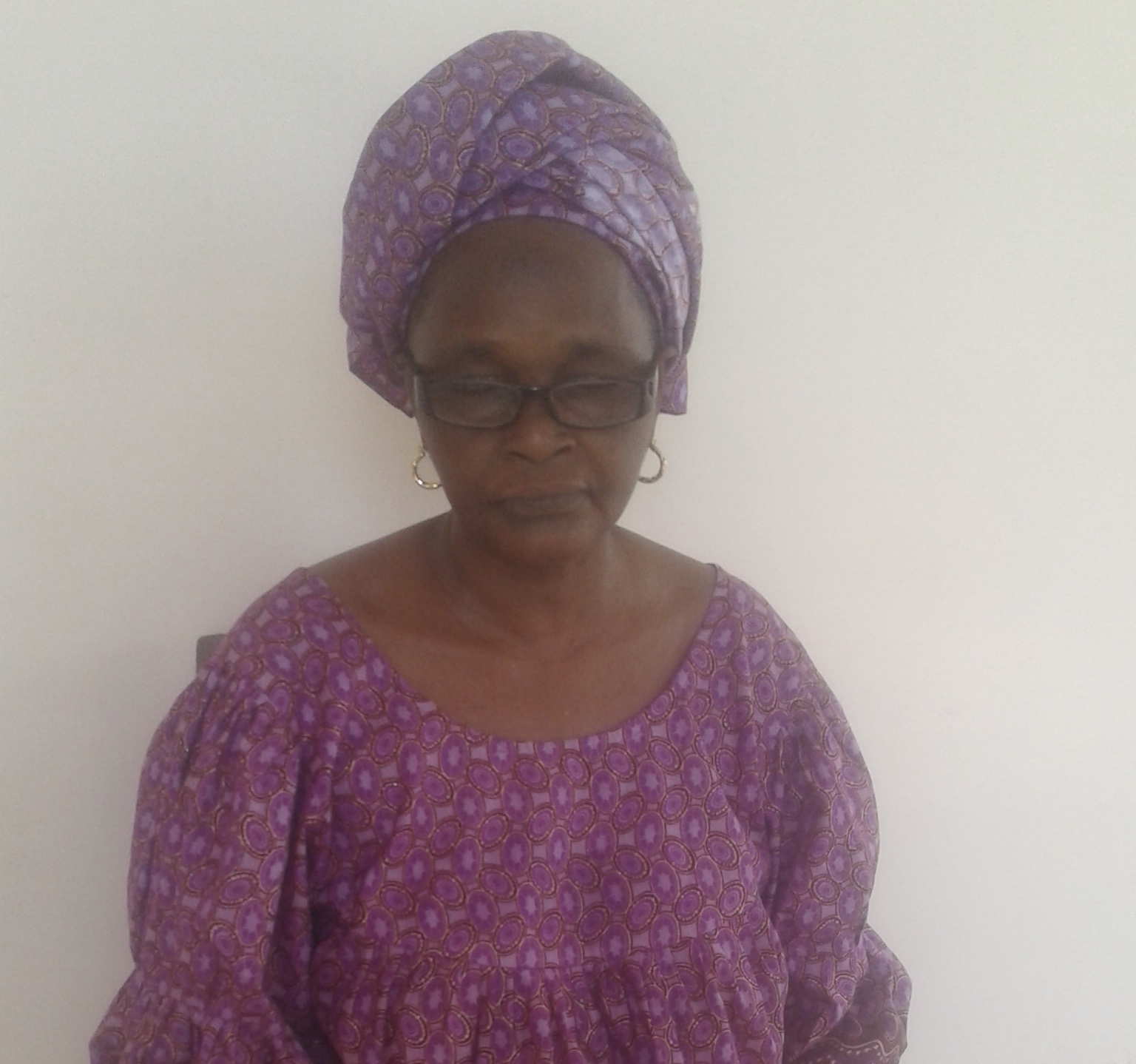 KOLDA : Aminata Baldé épouse de feu le colonel Foula Baldé et amie proche de Bruno Diatta témoigne : « Bruno Diatta est unique et irremplaçable… »