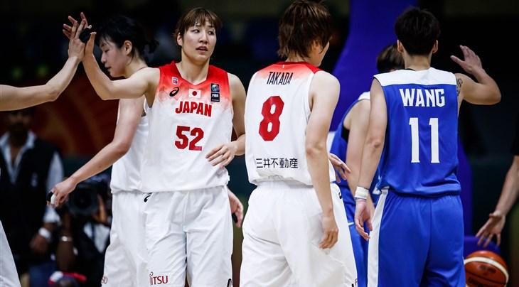 Difficiles vainqueurs en ouverture : Les Chinoises battent la Lettonie (64 - 61)