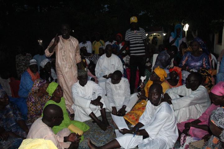 WEEK-END DE PARRAINAGE À DAROU - Ibrahima Sall sort la grosse artillerie, mobilise des foules et appelle à l'unité