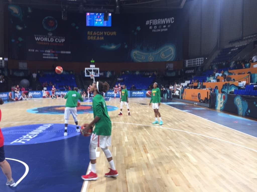 Mondial de basket féminin :  Les statistiques de Sénégal-Lettonie à la mi-temps (28-29)