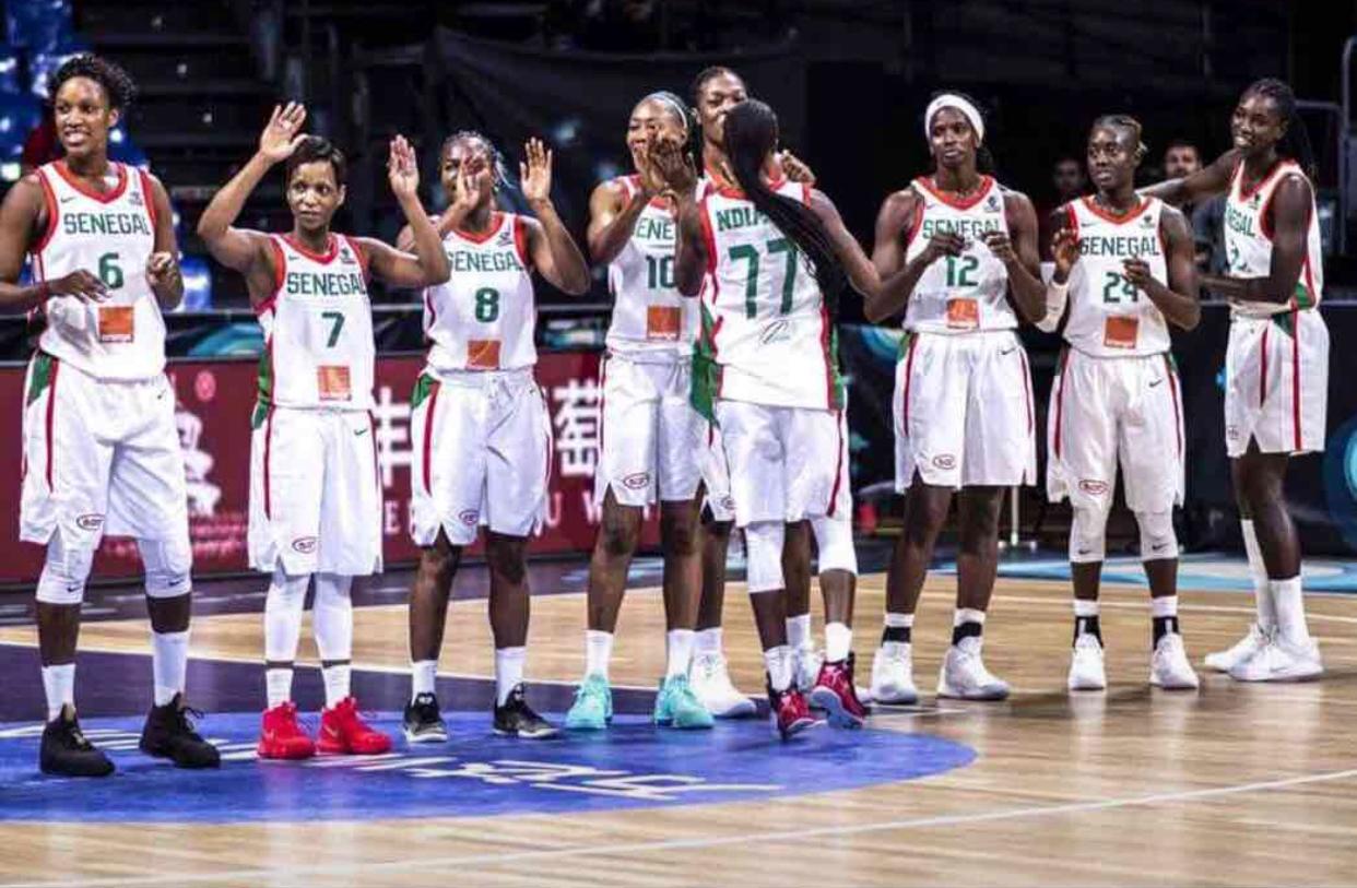 Coupe du monde de basket féminin : Le Sénégal s'impose difficilement face à la Lettonie (70-69)
