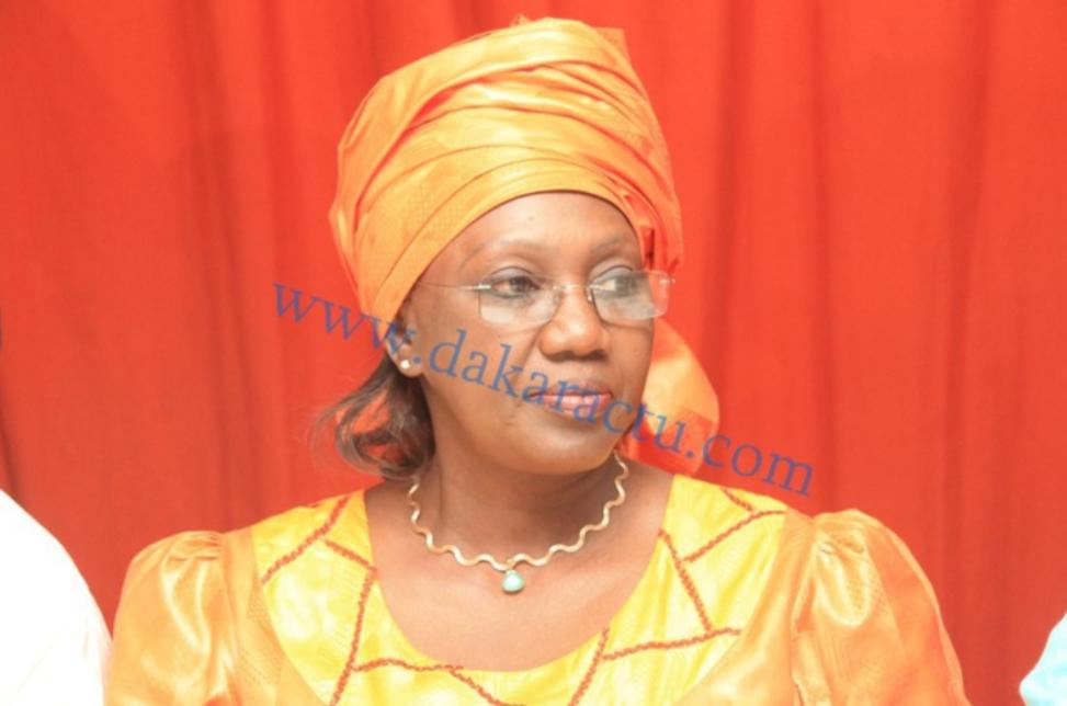 DÉCÈS DE BRUNO DIATTA : Message de condoléances de Madame Aminata Tall, Présidente du conseil économique social et environnemental du Sénégal