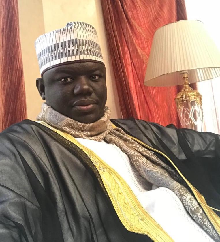 LANCEMENT DE PARRAINAGE POUR SOUTENIR MACKY : Abdoulaye Mountakha Niass accuse un jeune candidat d'être financé par une Ong étrangère