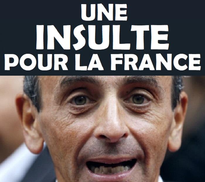 Insulte raciste d'Hapsatou SYpar Eric Zemmour: L'apartheid identitaire «Made in France» est en marche!