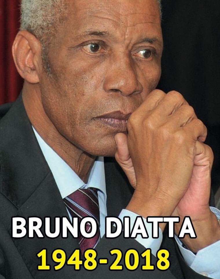 El Hadj Kassé rend hommage à Bruno Diatta