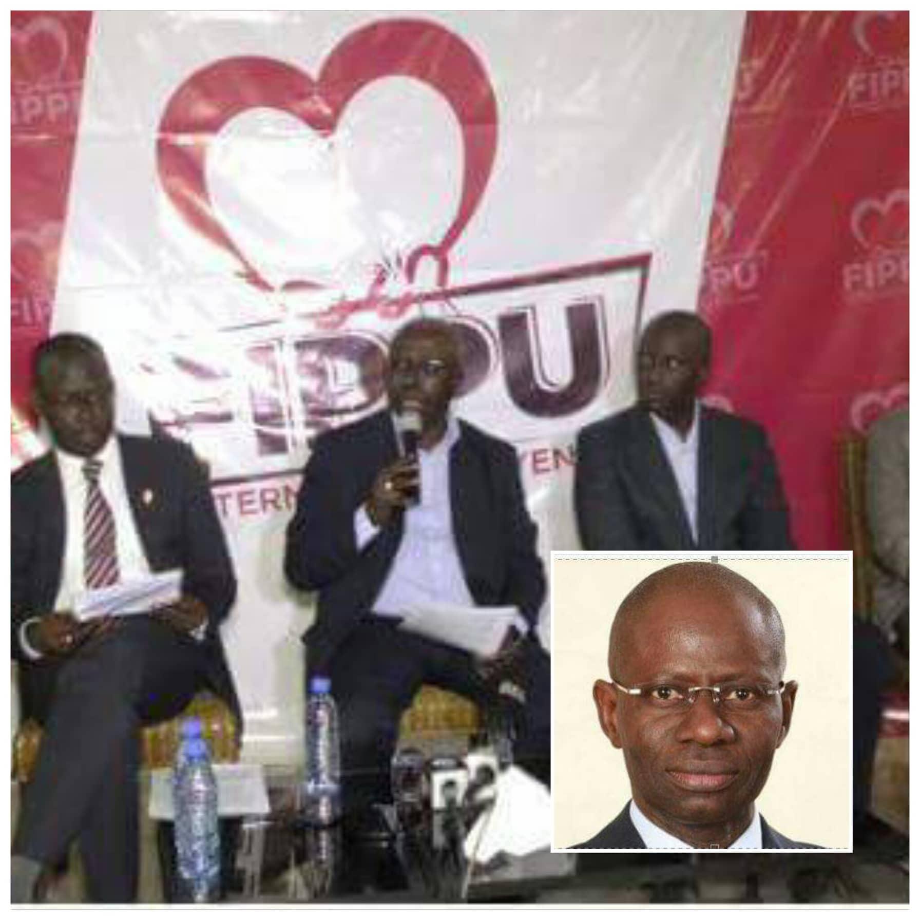 Présidentielle 2019 : Boubacar Camara « Jengu », candidat du « Fippu »