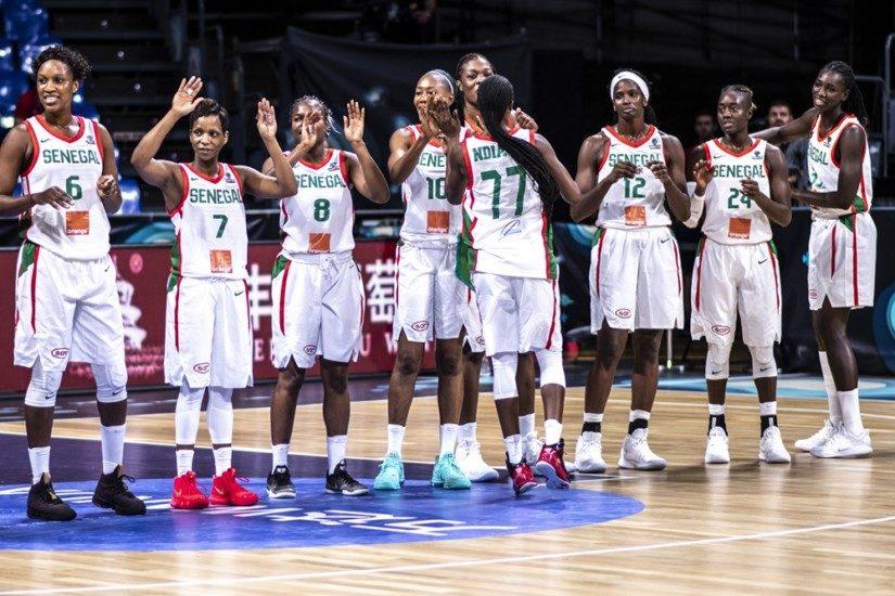 Coupe du monde de basket féminin : Le Sénégal s'incline contre la Chine (66-75) en match comptant pour la troisième du groupe D