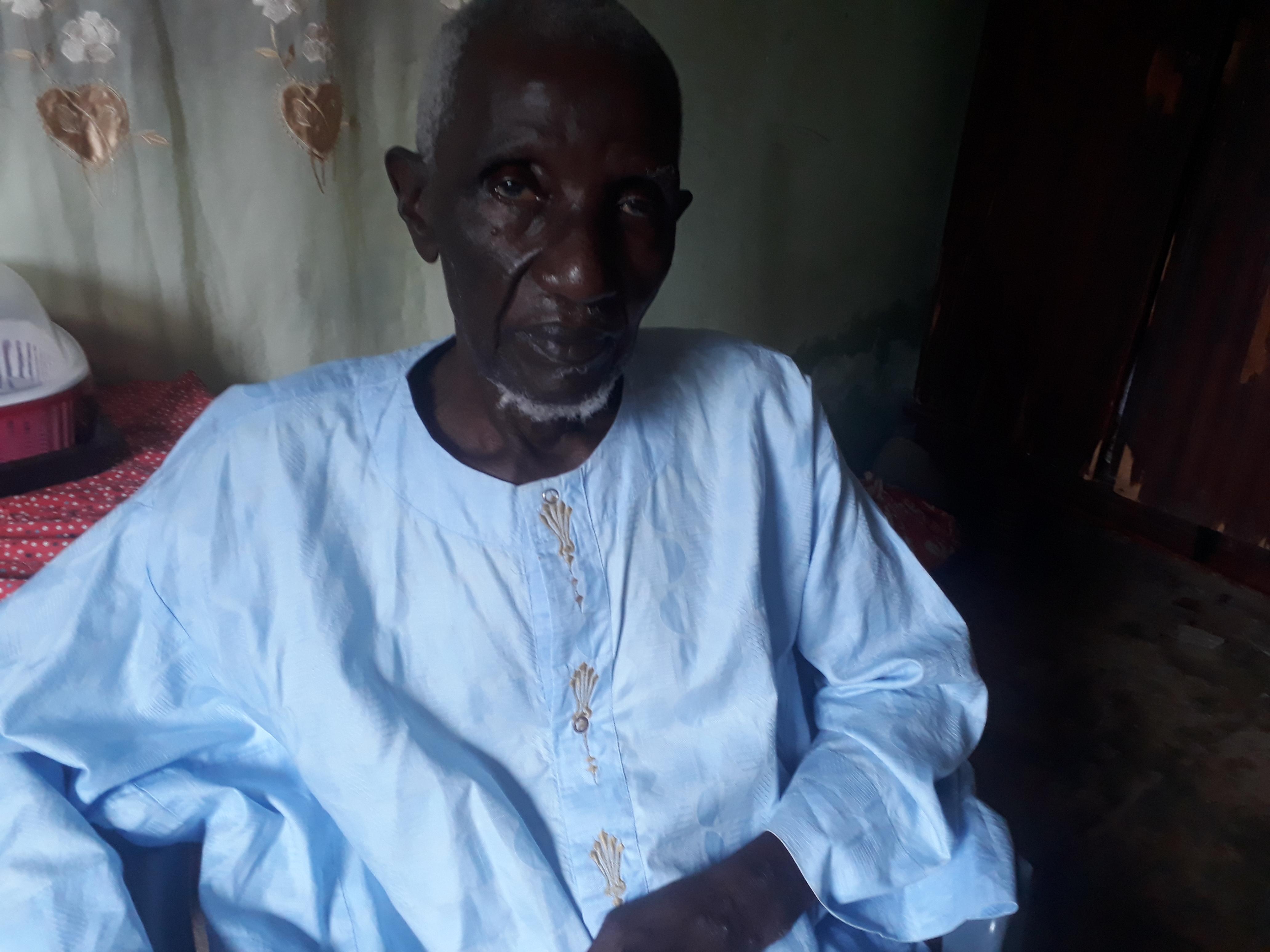 Commémoration du naufrage du bateau le Joola à Kolda / Cheikh Koma père d'une victime : « Je m'en remets à Dieu, mais je n'oublierai jamais mon fils Malang Koma, il était mon soutien …»