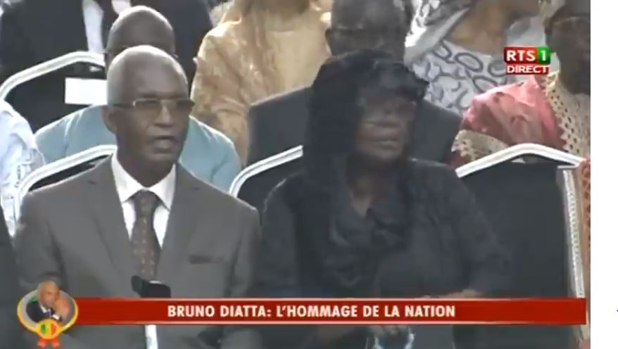 Hommage à Bruno Diatta : La République se donne rendez-vous devant le Palais