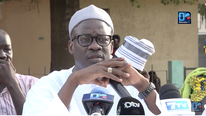 Soham Wardini élue maire de Dakar, Banda Diop gèle ses activités dans Taxawu Dakar