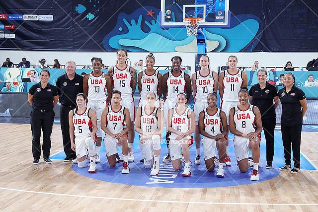 Mondial de basket féminin : États-Unis et Australie disputeront la finale