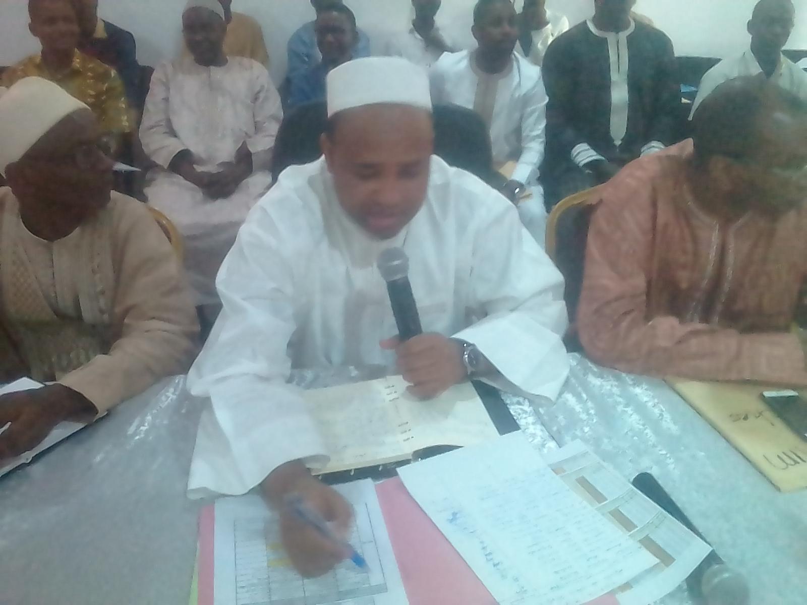 Kolda : Abdoulaye Bibi Baldé collecte 20.000 signatures en deux semaines pour un objectif de 38.000