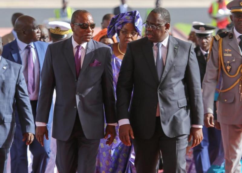 60 ans d'indépendance de la Guinée : Le président Macky Sall à Conakry ce mardi