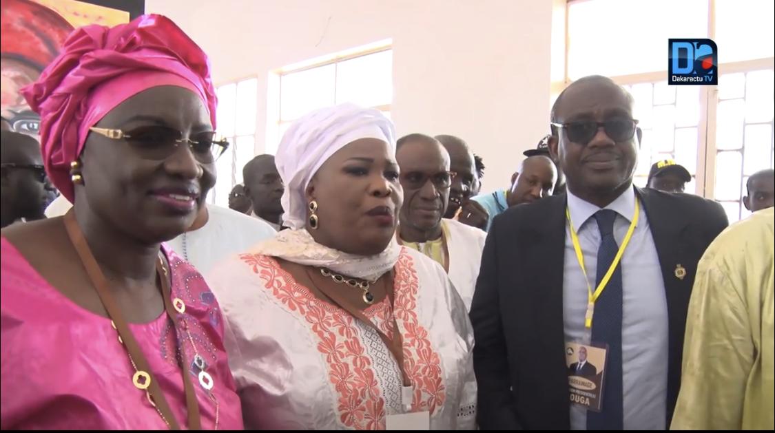 Parrainage dans la région de Louga: union sacrée autour de Aminata Mbengue Ndiaye qui annonce plus de 60.000 parrainages collectés
