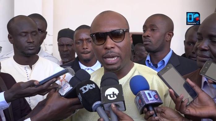 Point de presse post-carcéral : Barthélémy Dias défend la candidature de Khalifa Sall  et menace