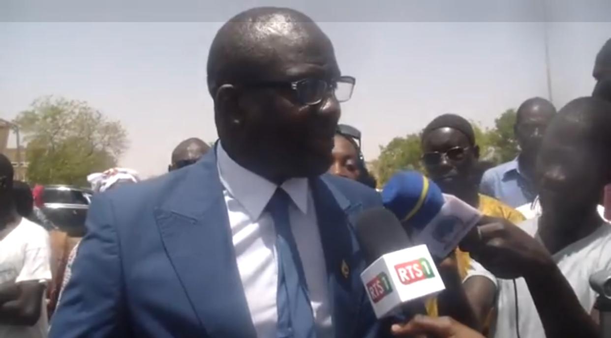Réaction du coordinateur départemental de l'Apr de Louga sur la liste déposée par le ministre Moustapha Diop