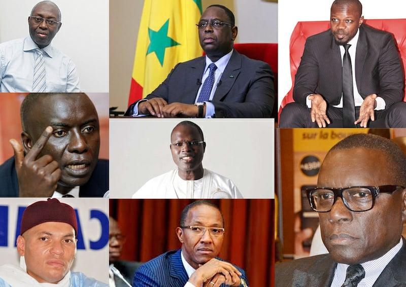 La vie politique au Sénégal : barbes, moustaches et calvitie