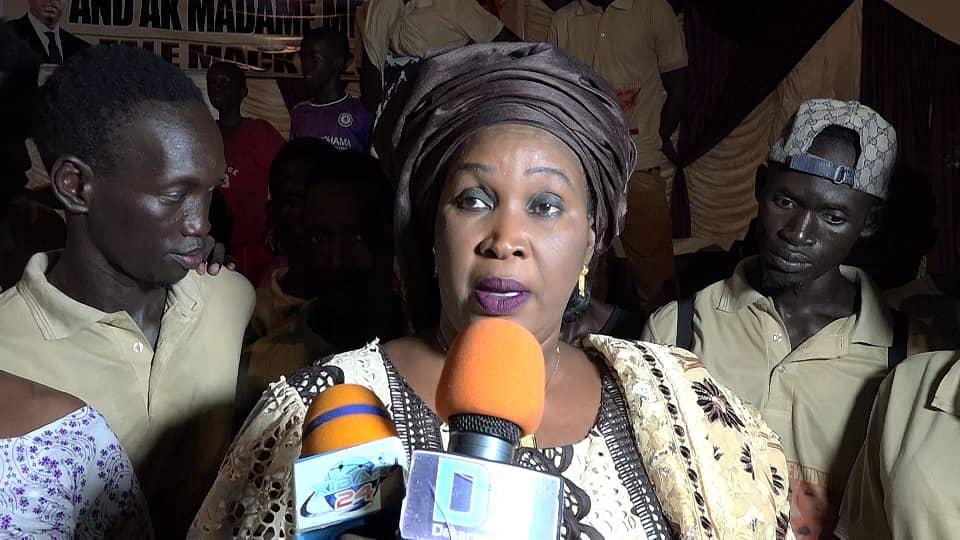 PRÉSIDENTIELLE 2019 À TOUBA -  Mariama Ndiaye (Apr) : « Pour gagner Touba, il faudra aussi désintégrer le Pds à Khayra 1 et à Khayra 2»