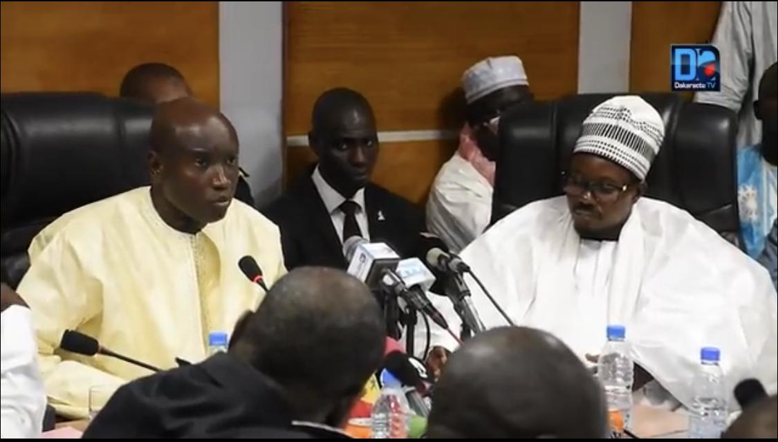 CRD 18 SAFAR 2018 : Le ministre de l'Intérieur préside la réunion préparatoire