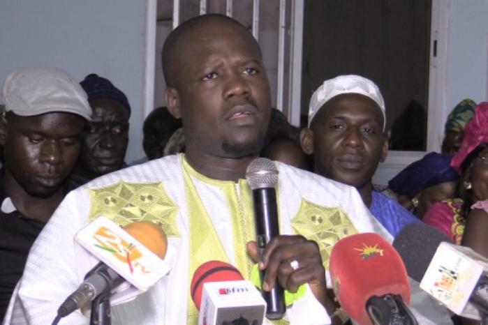 """Mohamed Lamine Massaly prend la défense de Madické Niang et charge : """"Cette lettre n'est pas de Me Wade, mais de certains responsables du PDS qui font tout pour détruire le parti"""""""