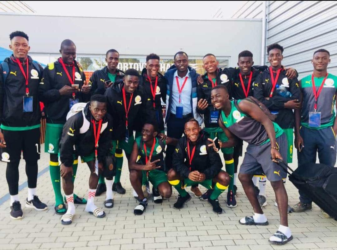 CDM mini-foot U21 Prague / Phase de groupe : Le Sénégal et l'Angleterre se disputent la première place ce samedi à 9h40 GMT
