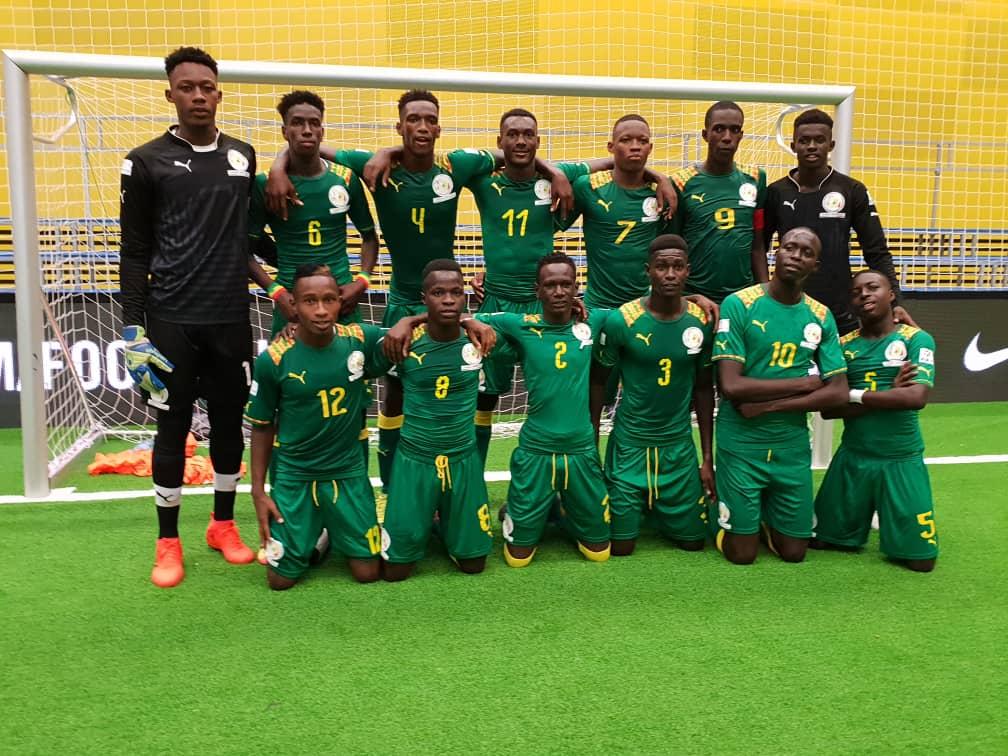CDM mini-foot U21 Prague / Quarts  de finale : Le Sénégal à l'assaut de l'Italie ce soir à 18h50 GMT