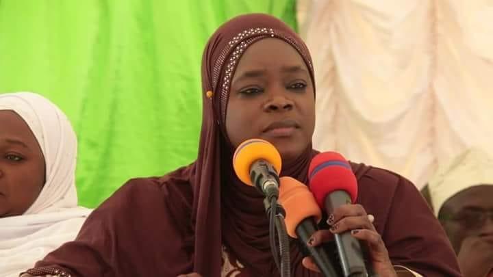 Dtv endeuillée par le décès de la prêcheuse Sokhna Zaynab Fall