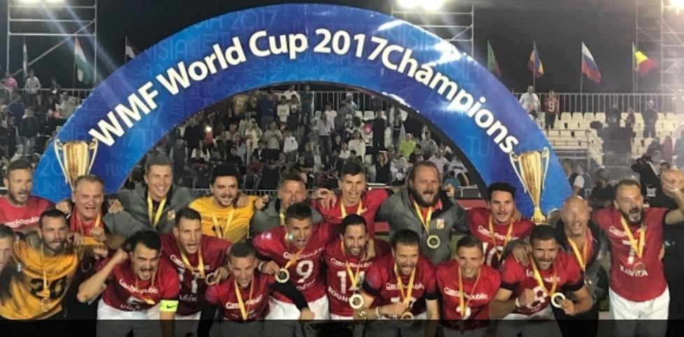 CDM mini-foot U21 Prague 2018 : La République tchèque remporte la finale devant son public (2-1)