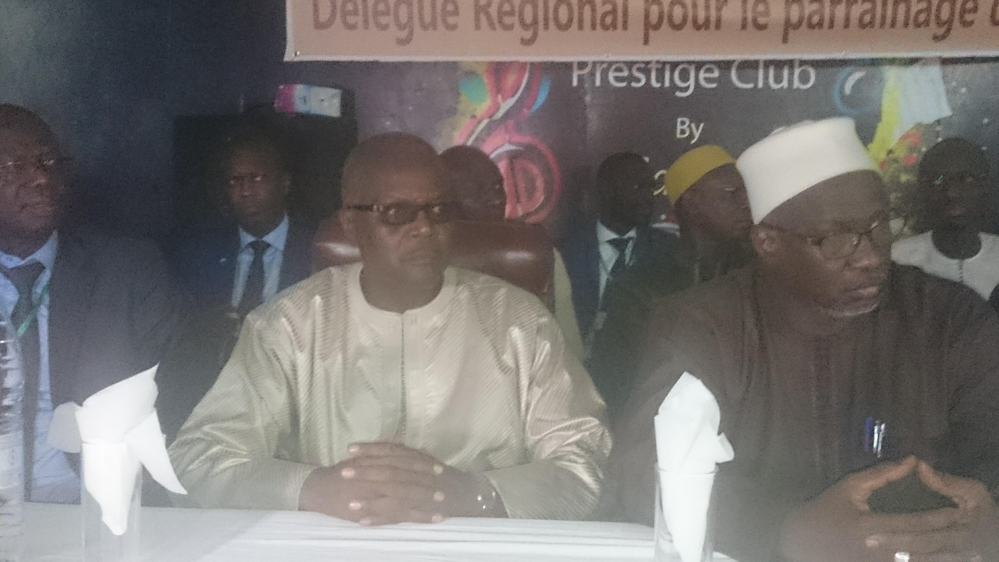 """Ousmane Tanor Dieng aux leaders de Bby et de l'Apr de Thiès : """" La clé de notre réussite, c'est l'unité, le rassemblement et la cohésion..."""""""