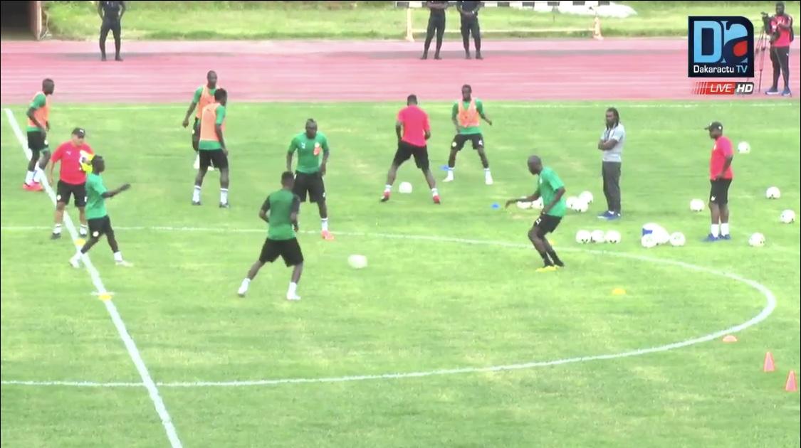 Officiel / Sénégal vs Soudan : La fédération annonce que la séance d'entrainement ouvert prévu ce mercredi a été annulée (Communiqué de presse)