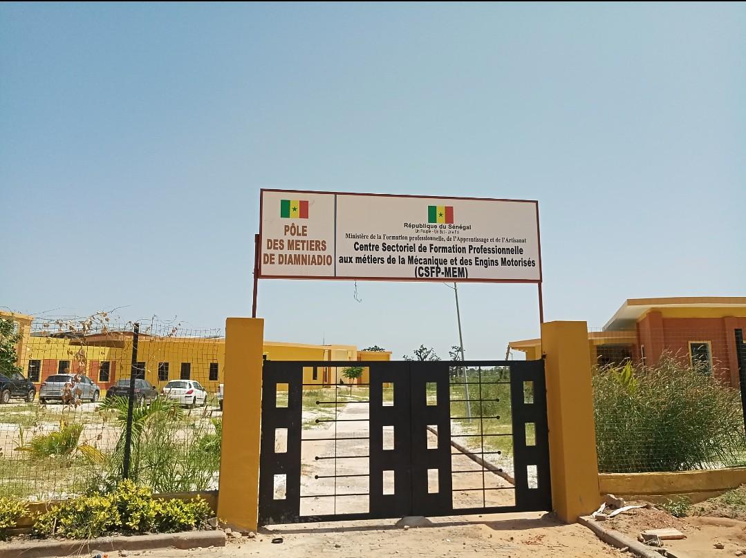 Macky Sall va inaugurer un centre de formation de 2,6 milliards de francs Cfa à Diamniadio
