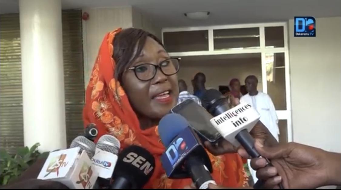 Assemblée Nationale : La députée Fatma Diop remplace Pape Diop