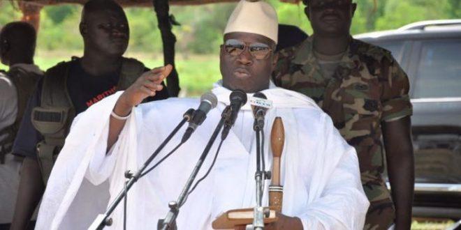 Le numéro 2 des services secrets de Yahya Jammeh est décédé