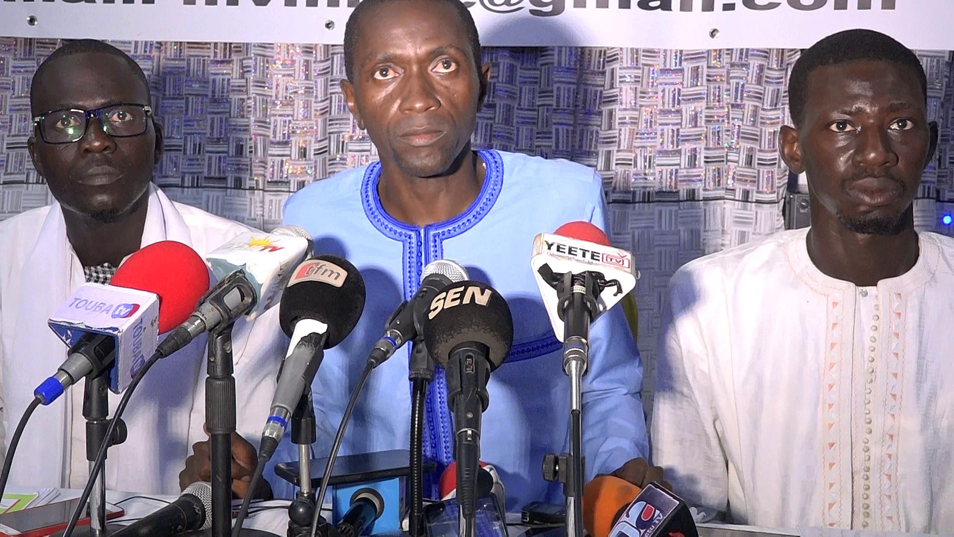 LE M2C À TOUBA -  ' Le Sénégal a besoin que sa constitution soit retouchée et son hémicycle remodelée ' (Cheikhouna Camara)