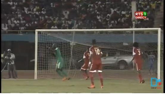 CAN 2019 : le Sénégal fait le break à la mi-temps face au Soudan (2-0)