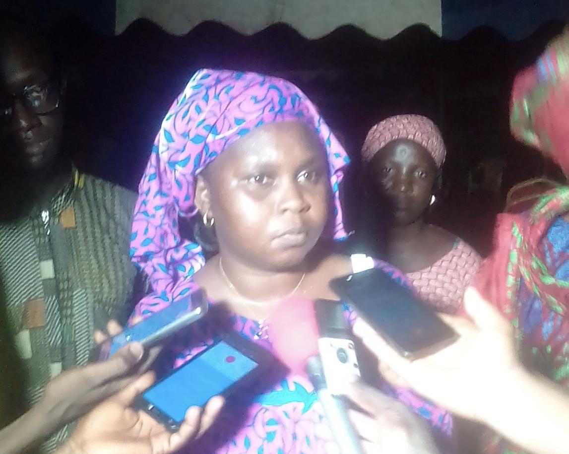 KOLDA : Coumba Cissé crée la première mutuelle des femmes de l'Apr.