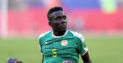 Gana Guèye forfait contre le Soudan (mardi, 19h GMT), n'a pas effectué le déplacement à Khartoum