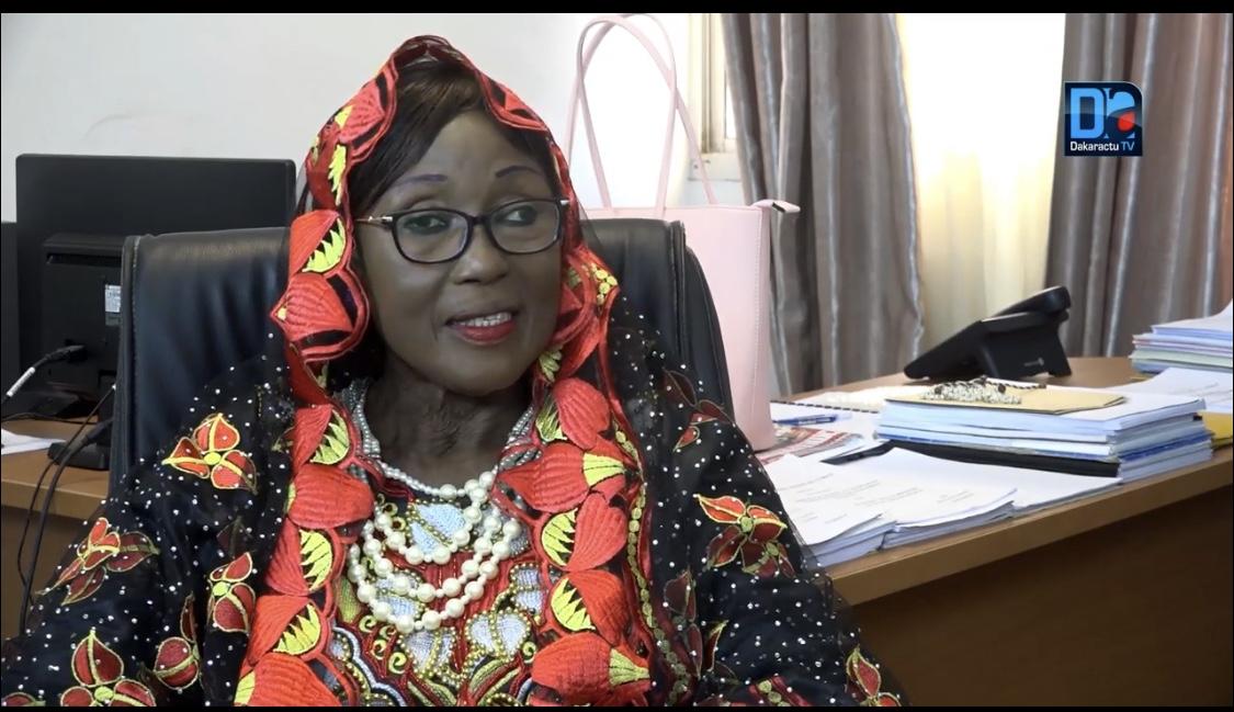 """La 8e vice présidente de l'Assemblée nationale répond à Pape Diop : """"Il ne faut pas être trop pouvoiriste"""""""
