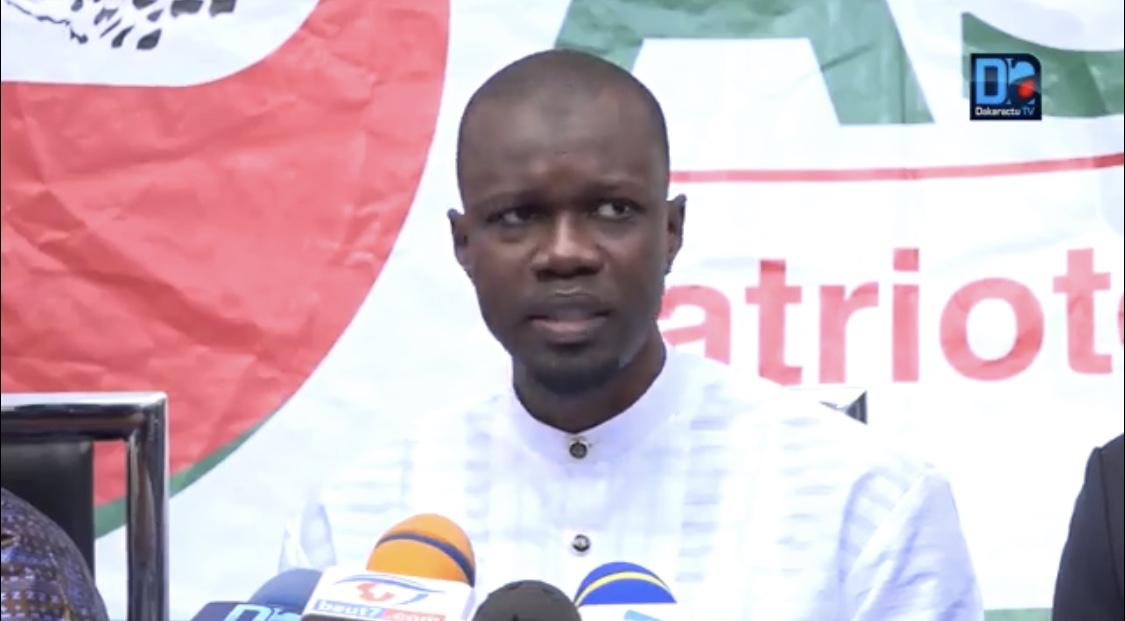 Menaces de mort : Sonko écrit à Aly Ngouille Ndiaye et avertit Macky Sall